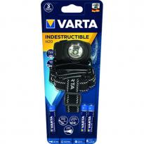 Светодиодный фонарь Varta Indestructible Head Light LED 1W 3AAA